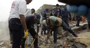 Κολομβία: 17 νεκροί και 23 τραυματίες από κατάρρευση κτιρίου με πλαστή άδεια