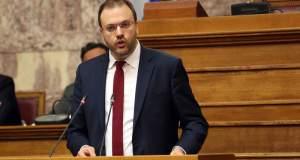 Ιδρυτικό Συνέδριο για νέο πολιτικό φορέα της Κεντροαριστεράς προτείνει ο  Θεοχαρόπουλος