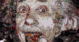 Φτιάχνοντας πορτρέτα από χιλιάδες αντικείμενα! [ΒΙΝΤΕΟ]