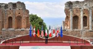 Στην Ιταλία η σύνοδος της G7: Ο Τραμπ εναντίον των έξι