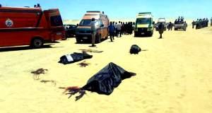 Αίγυπτος: Δεκάδες νεκροί από ένοπλη επίθεση σε λεωφορείο με Χριστιανούς [Βίντεο]