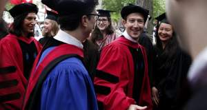 Ο «αιώνιος φοιτητής» Μαρκ Ζούκερμπεργκ πήρε το πτυχίο του τιμής ένεκεν 13 χρόνια μετά [ΦΩΤΟ+ΒΙΝΤΕΟ]