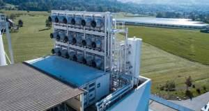 Το πρώτο εργοστάσιο που «ρουφά» διοξείδιο απευθείας από την ατμόσφαιρα [ΒΙΝΤΕΟ]
