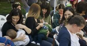 Ο θηλασμός μπορεί να μειώσει τον κίνδυνο εμφράγματος ή εγκεφαλικού της μητέρας