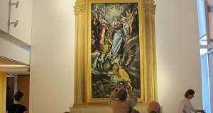 Έκθεση με έναν μόνο πίνακα του Ελ Γκρέκο στη Γαλλία