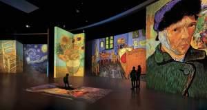 «Van Gogh Alive» - Ο Βαν Γκογκ στην Αθήνα [ΒΙΝΤΕΟ]