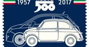 Fiat 500: Το αυτοκίνητο που έγινε γραμματόσημο...