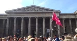 Εκκενώθηκε το Βρετανικό Μουσείο λόγω ύποπτου οχήματος