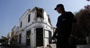 Σε κρίσιμη κατάσταση δύο από τους τραυματίες του σεισμού στην Κω