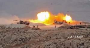 Σφοδρές μάχες μαίνονται στα σύνορα μεταξύ Συρίας και Λιβάνου [Βίντεο]
