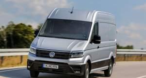 Από €27.650 το νέο Volkswagen Crafter Van, στην κατηγορία των 3,5 τόνων