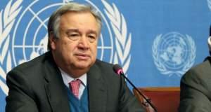 Την πρόθεσή του να μεσολαβήσει στην κρίση με την Β. Κορέα εκφράζει ο Γ.Γ. του ΟΗΕ