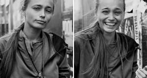 Φωτογραφίζοντας αγνώστους πριν και μετά από ένα φιλί [ΦΩΤΟ]