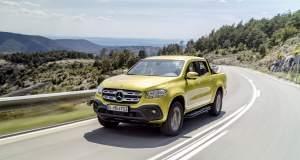 X-Class: η Mercedes της «αγροτιάς», από 35.028 €