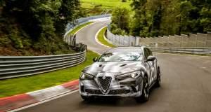 Nürburgring: Δείτε την Alfa Romeo Stelvio να καταρρίπτει ρεκόρ πίστας!