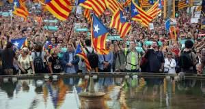 Στην «κόψη του ξυραφιού» η Καταλονία [Βίντεο]