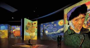 Van Gogh Alive: Ο Βαν Γκογκ ζωντανεύει στο Μέγαρο Μουσικής