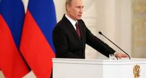 Πούτιν: Σταματάμε τις στρατιωτικές επιχειρήσεις ευρείας κλίμακας στη Συρία
