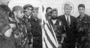 Τα Ελληνικά ακροδεξιά τάγματα στη σφαγή της Σρεμπρένιτσα