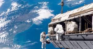 «Σπιτόγατοι»... τα μικρόβια στον Διεθνή Διαστημικό Σταθμό