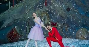Το αγαπημένο χριστουγεννιάτικο παραμύθι «Καρυοθραύστης» στο Μέγαρο Μουσικής