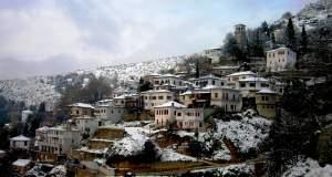 Πήλιο: Ιδανικός προορισμός για χειμερινές αποδράσεις [ΦΩΤΟ+ΒΙΝΤΕΟ]