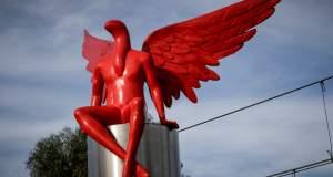 Στην κόλαση αναγκάστηκε να επιστρέψει το άγαλμα του Παλαιού Φαλήρου