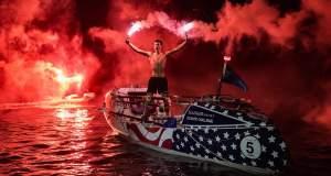 19χρονος διέσχισε κωπηλατώντας τον Ατλαντικό Ωκεανό [ΦΩΤΟ+ΒΙΝΤΕΟ]
