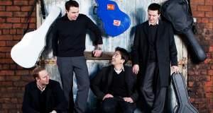 Το Aquarelle Guitar Quartet στο Μέγαρο Μουσικής