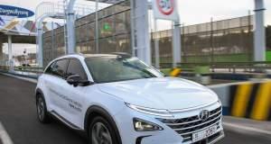 Hyundai Nexo: «αυτόνομοι οικολόγοι» στους αυτοκινητόδρομους