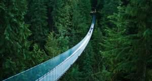 Capilano Bridge: Περπατώντας πάνω στην πιο μαγική γέφυρα του κόσμου [ΦΩΤΟ+ΒΙΝΤΕΟ]