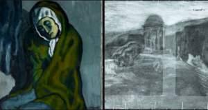 Ανακάλυψαν δεύτερο πίνακα πίσω από έργο του Πικάσο [ΒΙΝΤΕΟ]