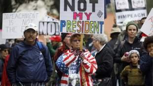 Διαδηλώσεις κατά του Τραμπ: «Not My President's Day» σε όλη την Αμερική