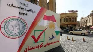 Οι Κούρδοι του Ιράκ σε δημοψήφισμα για την ανεξαρτησία τους
