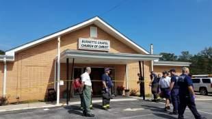 ΗΠΑ: Μια νεκρή και επτά τραυματίες από επίθεση ενόπλου σε εκκλησία