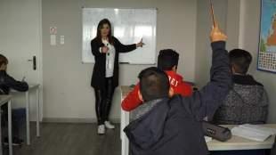 «Gekko kids»: Ένα σχολείο για ασυνόδευτα προσφυγόπουλα στη Λέσβο