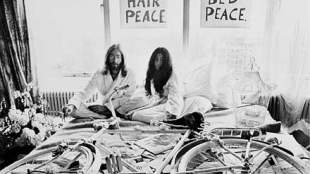 Bed Peace… με τον Τζον και τη Γιόκο