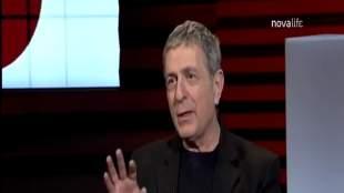 Ο Στέλιος Κούλογλου στην εκπομπή «Λαμπατέρ» της NOVA