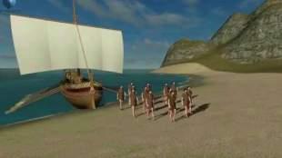 Η Οδύσσεια σε ένα εκπληκτικό 3D Animation