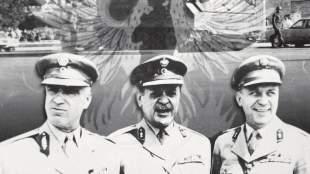 Η Συνωμοσία των Συνταγματαρχών