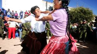 Βολιβία: Η επιστροφή των Ινδιάνων