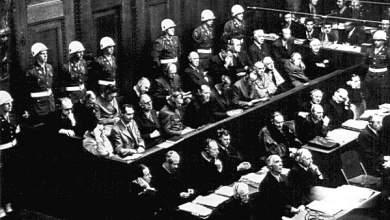 Οι δίκες της Νυρεμβέργης