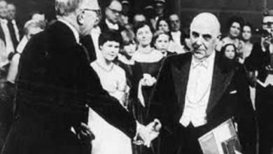 24 Οκτωβρίου 1963: Ο Γιώργος Σεφέρης τιμάται με το Νόμπελ Λογοτεχνίας