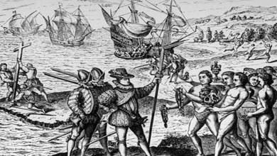 Πως η έκλειψη του φεγγαριού έσωσε τον Κολόμβο