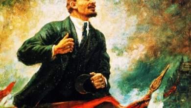 Λένιν, ο ηγέτης της επανάστασης