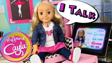 Κέιλα, η κούκλα… κατάσκοπος που απαγορεύτηκε στη Γερμανία