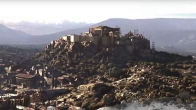 Ταξιδέψτε στην Αθήνα των κλασικών χρόνων [ΒΙΝΤΕΟ]