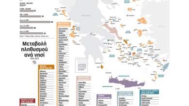 Τα ελληνικά νησιά δεν είναι μόνο οι παραλίες: Η άλλη πραγματικότητα