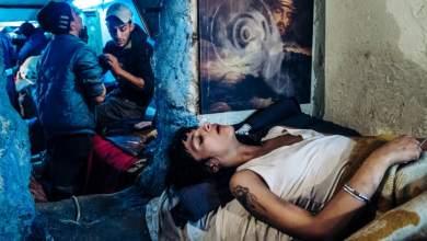 Πεθαίνοντας στα υπόγεια τούνελ των αστέγων του Βουκουρεστίου