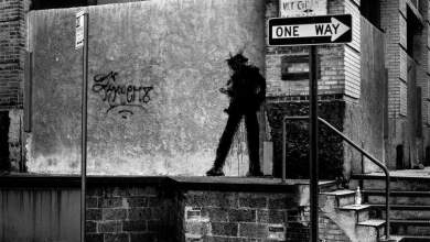 Πριν από τον Μπάνκσι ήταν ο «Shadowman»…